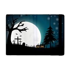 Halloween Landscape Ipad Mini 2 Flip Cases by Valentinaart