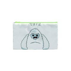 Yeti Cosmetic Bag (xs) by Valentinaart