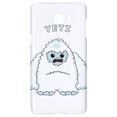 Yeti Samsung C9 Pro Hardshell Case  by Valentinaart