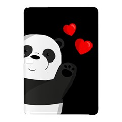 Cute Panda Samsung Galaxy Tab Pro 12 2 Hardshell Case by Valentinaart