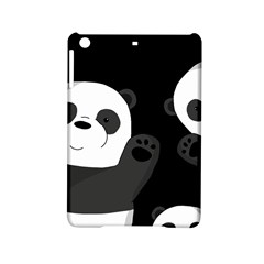 Cute Pandas Ipad Mini 2 Hardshell Cases by Valentinaart