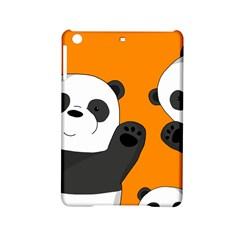 Cute Pandas Ipad Mini 2 Hardshell Cases by Valentinaart