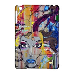Graffiti Mural Street Art Painting Apple Ipad Mini Hardshell Case (compatible With Smart Cover) by BangZart