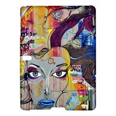 Graffiti Mural Street Art Painting Samsung Galaxy Tab S (10 5 ) Hardshell Case  by BangZart