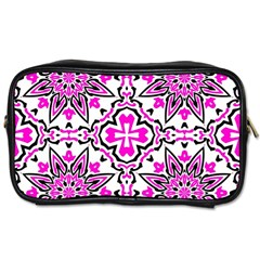 Oriental Pattern Toiletries Bags 2 Side by BangZart