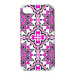 Oriental Pattern Apple Iphone 4/4s Hardshell Case With Stand by BangZart