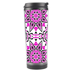 Oriental Pattern Travel Tumbler by BangZart