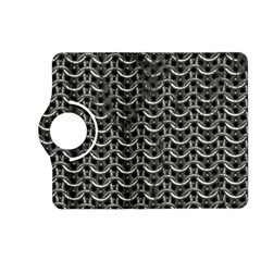 Sparkling Metal Chains 01b Kindle Fire Hd (2013) Flip 360 Case by MoreColorsinLife
