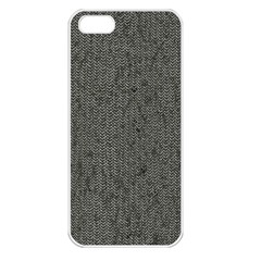 Sparkling Metal Chains 02b Apple Iphone 5 Seamless Case (white) by MoreColorsinLife