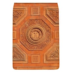 Symbolism Paneling Oriental Ornament Pattern Flap Covers (s)  by BangZart