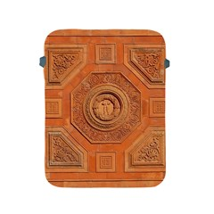 Symbolism Paneling Oriental Ornament Pattern Apple Ipad 2/3/4 Protective Soft Cases by BangZart