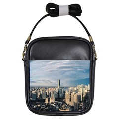 Shanghai The Window Sunny Days City Girls Sling Bags by BangZart