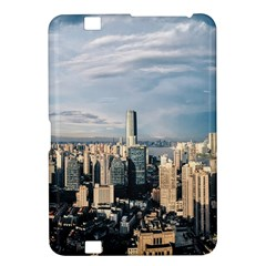 Shanghai The Window Sunny Days City Kindle Fire Hd 8 9  by BangZart