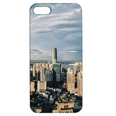 Shanghai The Window Sunny Days City Apple Iphone 5 Hardshell Case With Stand by BangZart