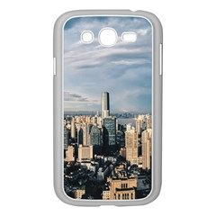 Shanghai The Window Sunny Days City Samsung Galaxy Grand Duos I9082 Case (white) by BangZart