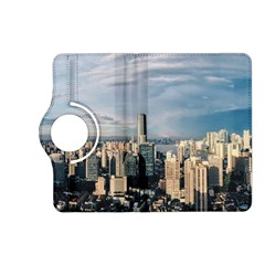 Shanghai The Window Sunny Days City Kindle Fire Hd (2013) Flip 360 Case by BangZart