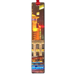 Shanghai Skyline Architecture Large Book Marks by BangZart