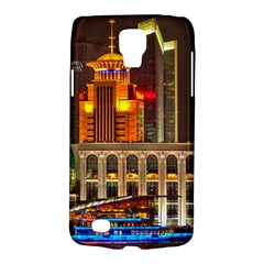 Shanghai Skyline Architecture Galaxy S4 Active by BangZart