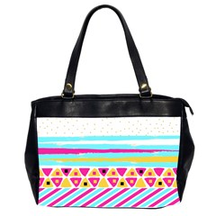 Tribal Office Handbags (2 Sides)  by allgirls
