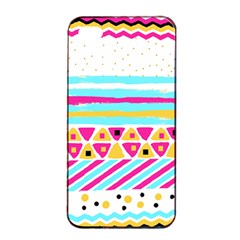 Tribal Apple Iphone 4/4s Seamless Case (black) by allgirls