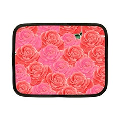 Roses Netbook Case (small)  by allgirls