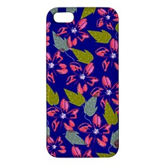 Bloom Apple Iphone 5 Premium Hardshell Case by allgirls