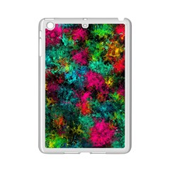 Squiggly Abstract B Ipad Mini 2 Enamel Coated Cases by MoreColorsinLife