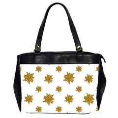 Graphic Nature Motif Pattern Office Handbags (2 Sides)  by dflcprints