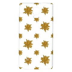 Graphic Nature Motif Pattern Galaxy Note 4 Back Case by dflcprints