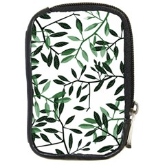 Botanical Leaves Compact Camera Cases by allgirls