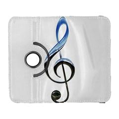 Musical Note  Galaxy S3 (flip/folio) by Photozrus