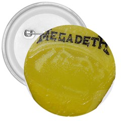 Megadeth Heavy Metal 3  Buttons by Photozrus
