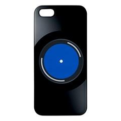 Vinyl Record Apple Iphone 5 Premium Hardshell Case by Photozrus