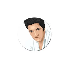 Elvis  Golf Ball Marker by Photozrus