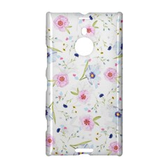 Floral Cute Girly Pattern Nokia Lumia 1520 by paulaoliveiradesign