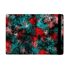 Squiggly Abstract D Apple Ipad Mini Flip Case by MoreColorsinLife