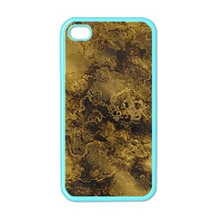 Wonderful Marbled Structure B Apple Iphone 4 Case (color) by MoreColorsinLife