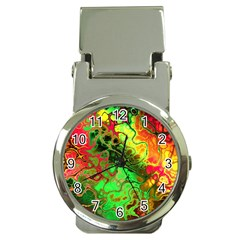 Awesome Fractal 35i Money Clip Watches by MoreColorsinLife