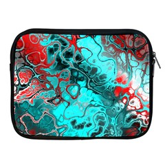 Awesome Fractal 35g Apple Ipad 2/3/4 Zipper Cases by MoreColorsinLife