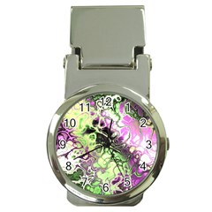 Awesome Fractal 35d Money Clip Watches by MoreColorsinLife
