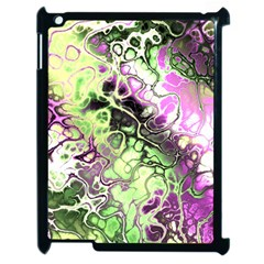 Awesome Fractal 35d Apple Ipad 2 Case (black) by MoreColorsinLife