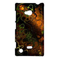 Awesome Fractal 35e Nokia Lumia 720 by MoreColorsinLife