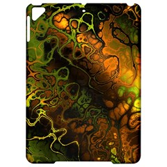 Awesome Fractal 35e Apple Ipad Pro 9 7   Hardshell Case by MoreColorsinLife