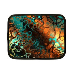Awesome Fractal 35f Netbook Case (small)  by MoreColorsinLife