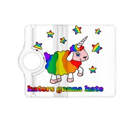 Unicorn Sheep Kindle Fire Hd (2013) Flip 360 Case by Valentinaart