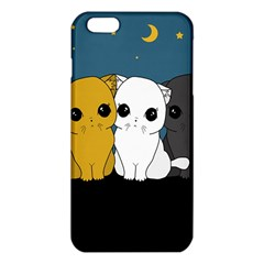 Cute Cats Iphone 6 Plus/6s Plus Tpu Case by Valentinaart