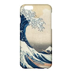 The Classic Japanese Great Wave Off Kanagawa By Hokusai Apple Iphone 6 Plus/6s Plus Hardshell Case by PodArtist