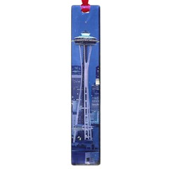 Space Needle Seattle Washington Large Book Marks by Nexatart