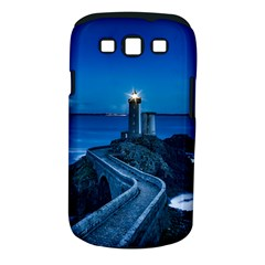 Plouzane France Lighthouse Landmark Samsung Galaxy S Iii Classic Hardshell Case (pc+silicone) by Nexatart