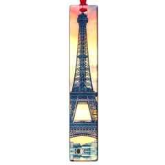 Eiffel Tower Paris France Landmark Large Book Marks by Nexatart